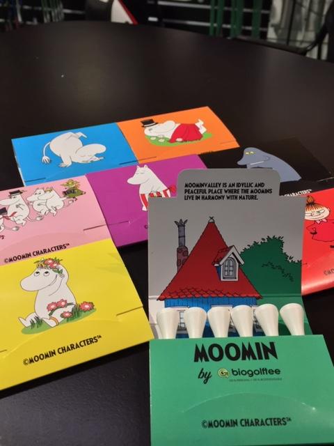 BioGolfTee Muumi Matcbook