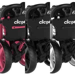 Clicgear 4.0 golfkärry