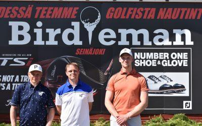 Birdieman Titleist FootJoy Open